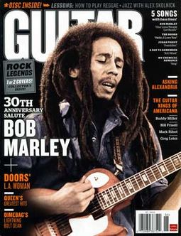 Guitar World - Volume #32, Issue #6 (Free Lesson