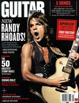Guitar World - Volume #32, Issue #7