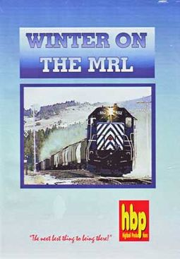 Trains - Winter On The MRL