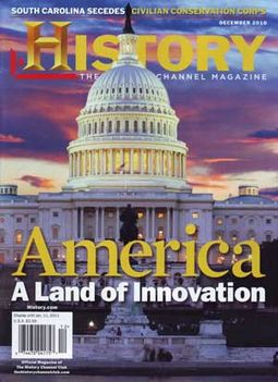 History: The History Channel Magazine - Volume