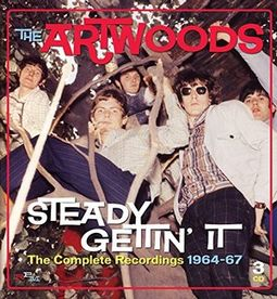 The Artwoods Goodbye Sisters She Knows What To Do