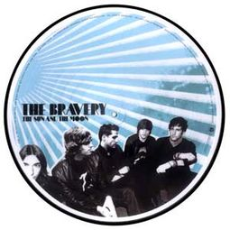 The Bravery The Sun And The Moon Picture Disc Lp 2007