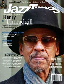 Jazz Times - Volume #41, Issue #2