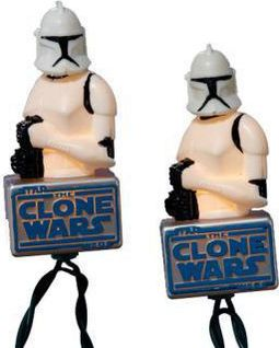 Star Wars - The Clone Wars - Trooper Light Set