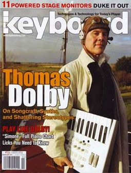 Keyboard - Volume #37, Issue #2
