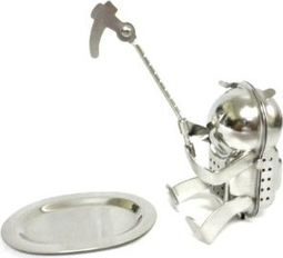 Cliff the Climber - Tea Infuser w/Drip Tray