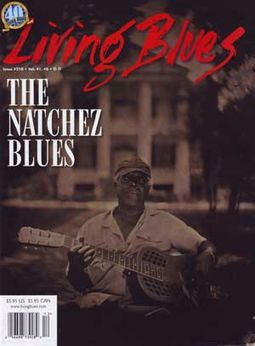 Living Blues - Volume #41, Issue #6