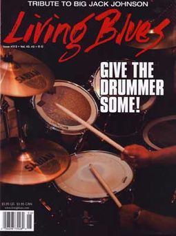 Living Blues - Volume 42, Issue #3