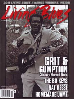 Living Blues - Volume 42, Issue #4