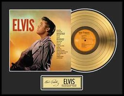 Elvis Presley - Elvis - Framed Limited Edition