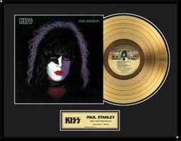 Paul Stanley - Solo Album - Framed Limited