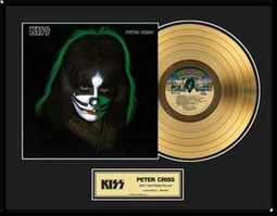Peter Criss - Solo Album - Framed Limited Edition