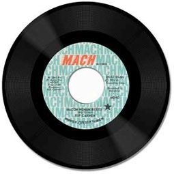 Macon Woman Blues (Stereo) / Macon Woman Blues