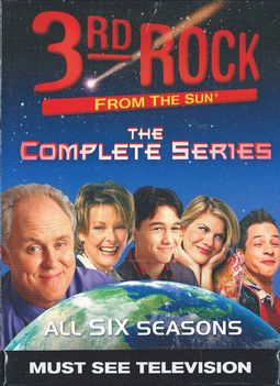 Complete Series (17-DVD)