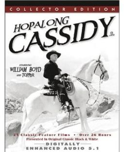 Hopalong Cassidy: 25 Classic Feature Films (5-DVD)
