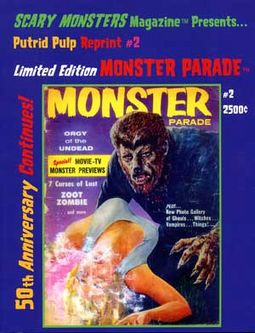 Monster Parade Volume 1, #2 (Limited Edition -