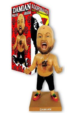 Damian Abraham - Bobble Head (Numbered Limited