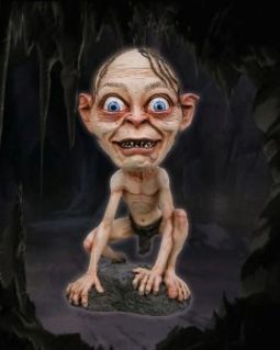 Lord of The Rings - Smeagol Head Knocker