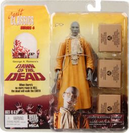 "Dawn of the Dead - Hare Kirshna Zombie 7"" Action"