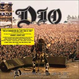 Dio At Donington UK: LIve 1983 & 1987