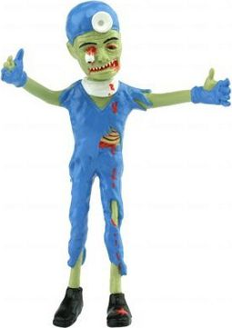 Zombie Brain Surgeon: Bendable Figurine