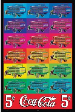 "Truck Poster (24"" x 36"")"