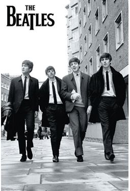 "The Beatles - Street Poster (24"" x 36"")"