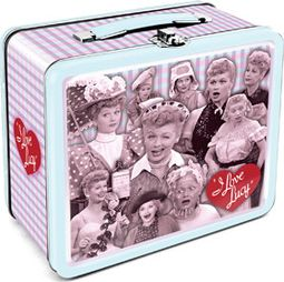 I Love Lucy - Tin Lunch Box