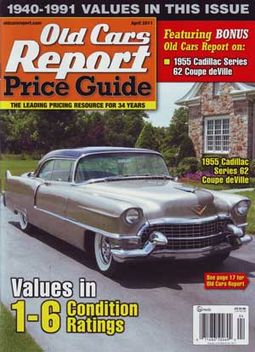 Old Cars Report Price Guide - Volume #34, Issue #2