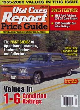 Old Cars Report Price Guide - Volume #34, Issue #3