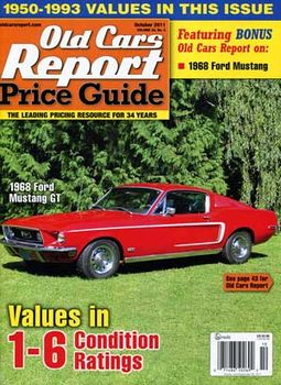 Old Cars Report Price Guide - Volume #34, Issue #5