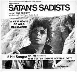 Satan (Satan's Sadists Theme) / Is It Better To