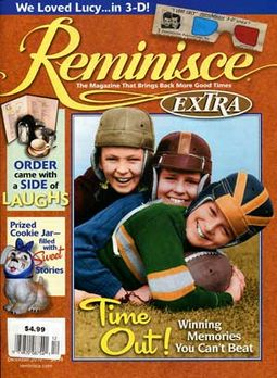 Reminisce: The Magazine that Brings Back Good
