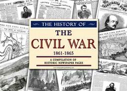 Civil War History - Historic Newspaper