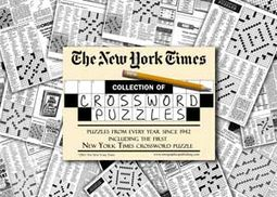 Crossword Puzzle - Historic Newspaper
