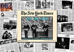 The Beatles - Historic Newspaper Compilations
