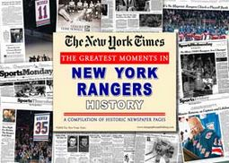 Hockey - New York Rangers History: Hockey