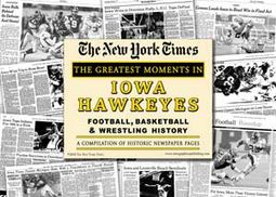 Football - Iowa Hawkeyes - History - College
