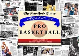 Basketball Legends - National Sports Newspaper