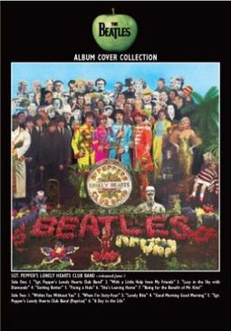Sgt. Peppers: Album Cover Post Card
