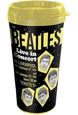 1962 Live in Concert: 16 oz. Plastic Travel Mug