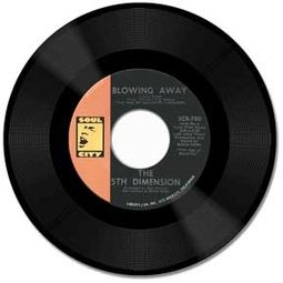 Blowing Away / Skinny Man