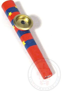 Retro Toy - Kazoo Tin Toy