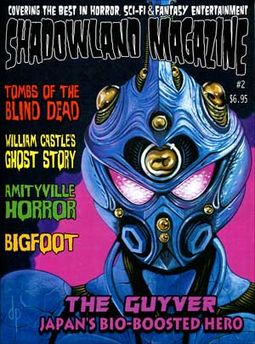 Shadowland Magazine Volume 1, #2 (Fall 2011)