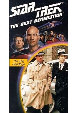 Star Trek: The Next Generation - The Big Goodbye