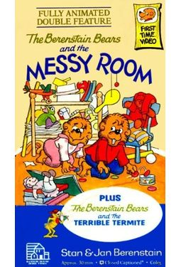 The Berenstain Bears - The Messy Room / The