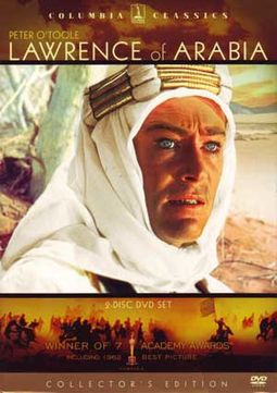 Lawrence of Arabia (Collector's Edition, 2-DVD)