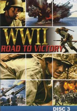 WWII - Road to Victory, Volume 3