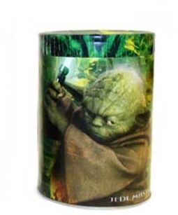 Star Wars - Yoda: Round Coin Bank