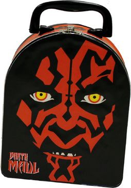 Star Wars - Darth Maul: Head Shape Carry-All